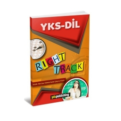 YDS Publishing - Ydspublishing Yayınları YKS DİL Right Track