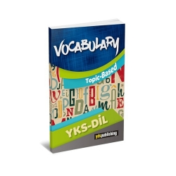 YDS Publishing - Ydspublishing Yayınları YKS DİL Vocabulary