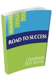 YDS Publishing - Ydspublishing Yayınları YKS DİL YDS ROAD TO SUCCESS Grammar Test Book