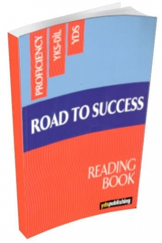 ​Ydspublishing Yayınları YKS DİL YDS ROAD TO SUCCESS READİNG BOOK