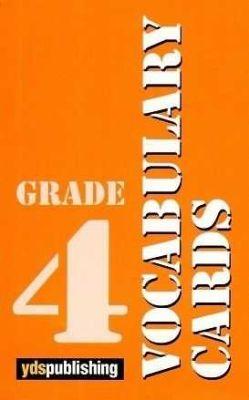 Ydspuplishing Yayınları Grade 4 Vocabulary Cards