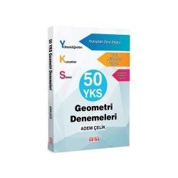 YDY Yayınları - YDY Yayınları YKS Geometri Matematik 50 Denemeleri