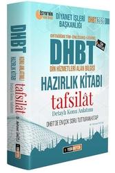 Yedibeyza Yayınları - Yedibeyza Yayınları 2020 DHBT Tafsilat Konu Anlatımlı Hazırlık Kitabı