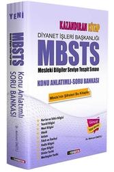 Yedibeyza Yayınları - Yedibeyza Yayınları MBSTS Konu Anlatımlı Soru Bankası Kazandıran Kitap
