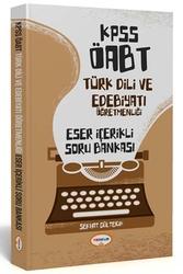 Yargı Yayınları - Yediiklim Yayınları 2020 ÖABT Türk Dili ve Edebiyatı Öğretmenliği Eser İçerikli Soru Bankası