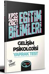 Yediiklim Yayınları - Yediiklim Yayınları 2021 KPSS Eğitim Bilimleri Gelişim Psikolojisi Çek Kopart Yaprak Test