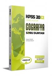 Yediiklim Yayınları - Yediiklim Yayınları 2022 KPSS Genel Kültür Coğrafya Soru Dünyası