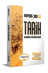 Yediiklim Yayınları - Yediiklim Yayınları 2022 KPSS Genel Kültür Tarih Soru Dünyası