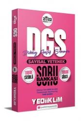 Yediiklim Yayınları - Yediiklim Yayınları 2022 Prestij Serisi DGS Sayısal Yetenek Tamamı Çözümlü Soru Bankası