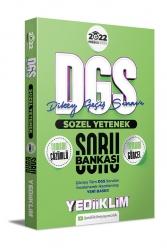 Yediiklim Yayınları - Yediiklim Yayınları 2022 Prestij Serisi DGS Sözel Yetenek Tamamı Çözümlü Soru Bankası