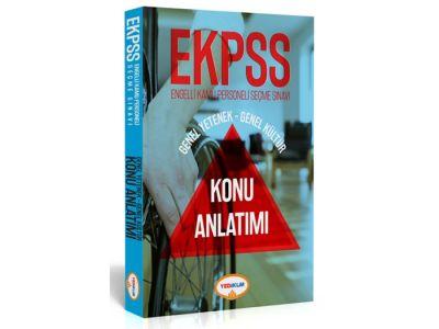 Yediiklim Yayınları E-KPSS Genel Yetenek Genel Kültür Tüm Dersler Konu Anlatımı