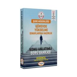 Yediiklim Yayınları - Yediiklim Yayınları GYS Şube Müdürlüğü Görevde Yükselme Sınavlarına Hazırlık Konu Anlatımlı Soru Bankası