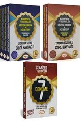Yediiklim Yayınları - Yediiklim Yayınları Komiser Yardımcılığı Misyon Koruma ve Rütbe Terfi Sınavlarına Hazırlık Konu Soru Deneme Seti