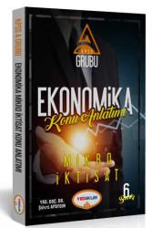 Yediiklim Yayınları - Yediiklim Yayınları KPSS A Grubu Ekonomika Mikro İktisat Konu Anlatımı