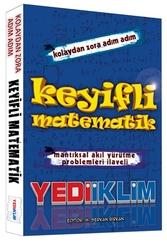 Yediiklim Yayınları - Yediiklim Yayınları KPSS Keyifli Matematik Konu Anlatımlı