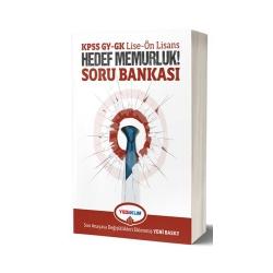 Yediiklim Yayınları - Yediiklim Yayınları KPSS Lise-Ön Lisans GY-GK Hedef Memurluk Soru Bankası