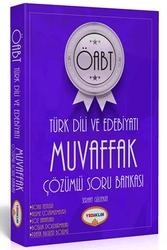 Yediiklim Yayınları - Yediiklim Yayınları ÖABT Muvaffak Türk Dili ve Edebiyatı Öğretmenliği Çözümlü Soru Bankası