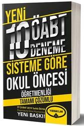 Yediiklim Yayınları - Yediiklim Yayınları ÖABT Okul Öncesi Öğretmenliği Tamamı Çözümlü 10 Deneme
