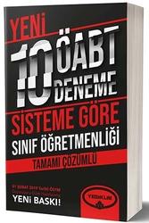 Yediiklim Yayınları - Yediiklim Yayınları ÖABT Sınıf Öğretmenliği Tamamı Çözümlü 10 Deneme
