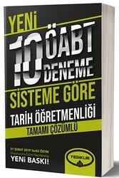 Yediiklim Yayınları - Yediiklim Yayınları ÖABT Tarih Öğretmenliği Tamamı Çözümlü 10 Deneme