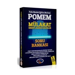 Yediiklim Yayınları - Yediiklim Yayınları POMEM Mülakat Sınavlarına Hazırlık Soru Bankası 3. Baskı