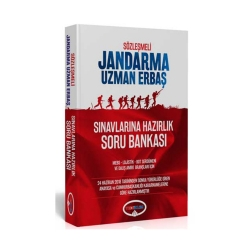 Yediiklim Yayınları - Yediiklim Yayınları Sözleşmeli Jandarma Uzman Erbaş Sınavlarına Hazırlık Soru Bankası