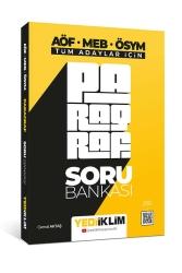 Yediiklim Yayınları - Yediiklim Yayınları Tüm Adaylar İçin Paragraf Soru Bankası