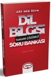 Yediiklim Yayınları - Yediiklim Yayınları Tüm Sınavlar İçin Dil Bilgisi Tamamı Çözümlü Soru Bankası