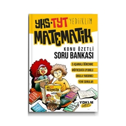 Yediiklim Yayınları - Yediiklim Yayınları TYT Matematik Konu Özetli Soru Bankası