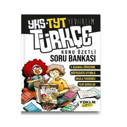 Yediiklim Yayınları - Yediiklim Yayınları TYT Türkçe Konu Özetli Soru Bankası