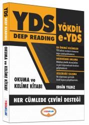 Yediiklim Yayınları - Yediiklim Yayınları YDS - YÖKDİL Deep Reading Okuma ve Kelime Kitabı