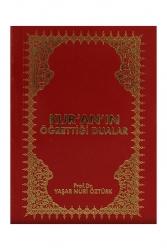 Yeni Boyut Yayınları - Yeni Boyut Yayınları Kur'an'ın Öğrettiği Dualar Cep Boy