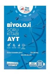 Yeni Nesil Yayınevi - Yeni Nesil Yayınevi AYT Biyoloji Soru Bankası