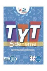 Yeni Nesil Yayınevi - Yeni Nesil Yayınları TYT 5 Deneme Video Çözümlü