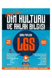 Yeni Tarz Yayınları - Yeni Tarz Yayınları 8. Sınıf LGS Din Kültürü ve Ahlak Bilgisi Soru Föyleri