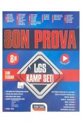 Yeni Tarz Yayınları - Yeni Tarz Yayınları 8. Sınıf LGS Son Prova Kamp Seti