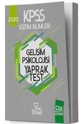 Yeni Trend Yayınları - Yeni Trend Yayınları 2020 KPSS Eğitim Bilimleri Gelişim Psikolojisi Yaprak Test