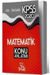 Yeni Trend Yayınları - Yeni Trend Yayınları 2020 KPSS Lise Ön Lisans Matematik Konu Anlatımı