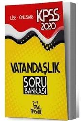 Yeni Trend Yayınları - Yeni Trend Yayınları 2020 KPSS Lise Ön Lisans Vatandaşlık Soru Bankası