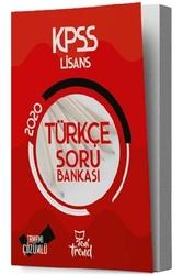 Yeni Trend Yayınları - Yeni Trend Yayınları 2020 KPSS Türkçe Tamamı Çözümlü Soru Bankası