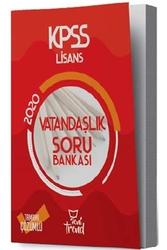 Yeni Trend Yayınları - Yeni Trend Yayınları 2020 KPSS Vatandaşlık Tamamı Çözümlü Soru Bankası
