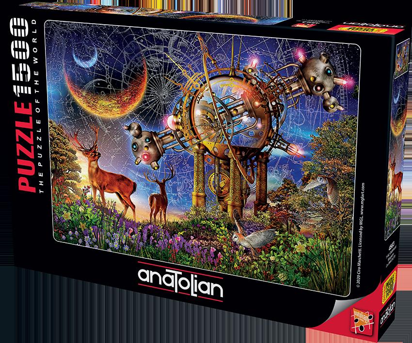 Anatolian - Yıldız Gözlemcisi/ Stargazer
