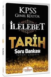 Yönerge Yayınları - Yönerge Yayınları 2021 KPSS Tarih İlelebet Çözümlü Soru Bankası