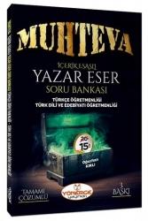 Yönerge Yayınları - Yönerge Yayınları ÖABT Muhteva İçerik Esaslı Çözümlü Yazar Eser Soru Bankası