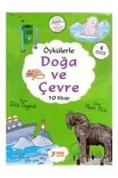 Yuva Yayınları - Yuva Yayınları Öykülerle Doğa ve Çevre Serisi 10 kitap