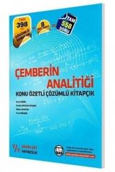 Yüzde Yüz Yayınları - Yüzde Yüz Yayınları Çemberin Analitiği Konu Özetli Çözümlü Kitapçık