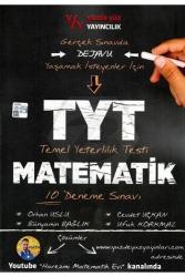 Yüzde Yüz Yayınları - Yüzde Yüz Yayınları TYT Matematik 10 Deneme Sınavı
