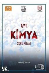 YZ Yayınları - YZ Yayınları AYT Kimya Soru Bankası
