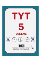 YZ Yayınları - YZ Yayınları TYT 5 Deneme