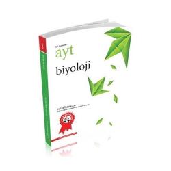 Zafer Dershaneleri Yayınları - Zafer Yayınları AYT Biyoloji Soru Bankası